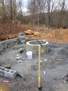 Stone Work Project Photo