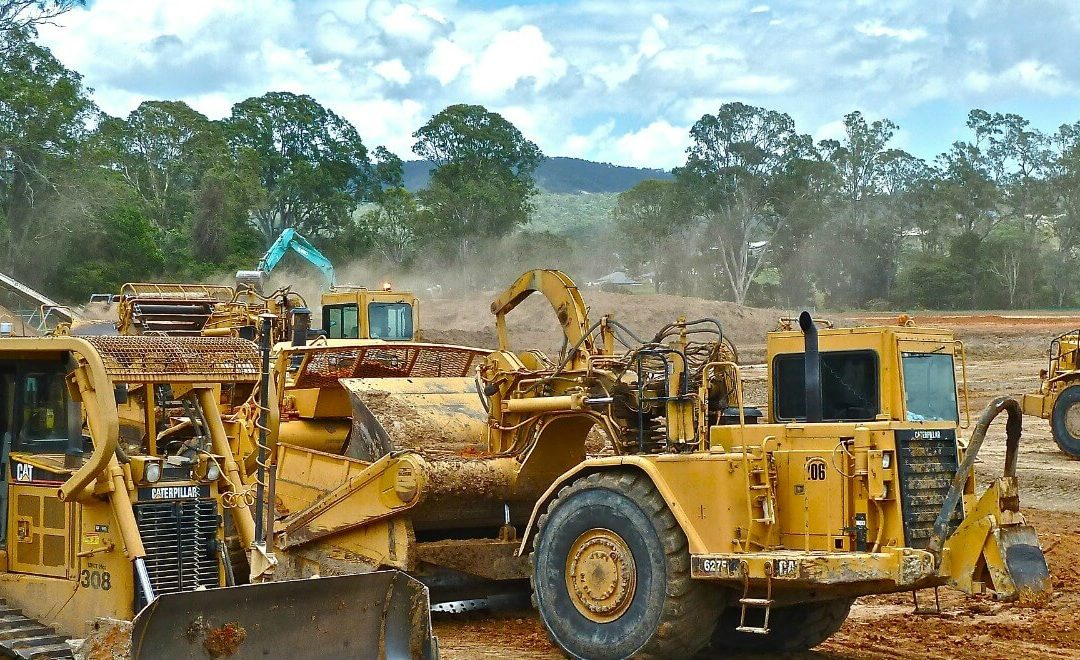 what is land clearing